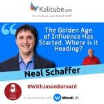 Neal Schaffer with Jason Barnard