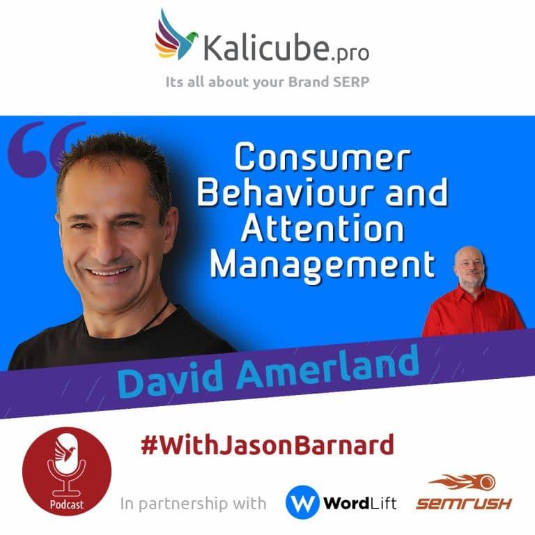 David Amerland with Jason Barnard