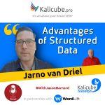 Jarno van Driel and Jason Barnard