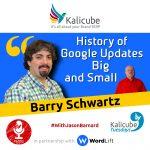 Barry Schwartz and Jason Barnard
