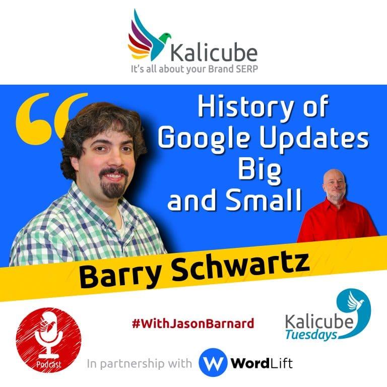 Poster for Barry Schwartz and Jason Barnard