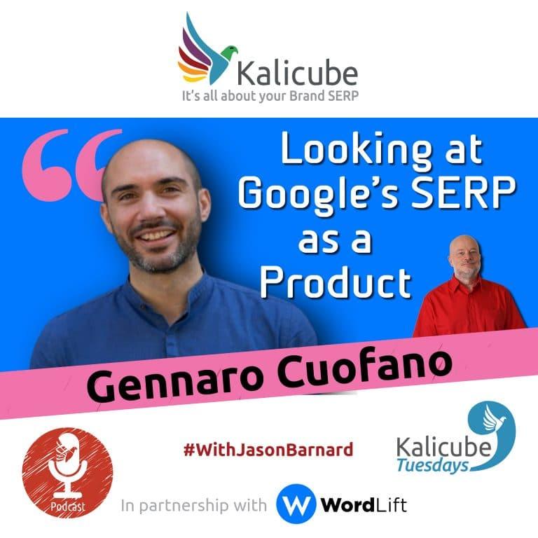 Poster for Gennaro Cuofano and Jason Barnard