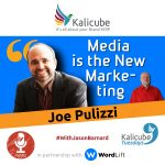 Poster for Joe Pulizzi and Jason Barnard